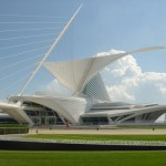 Museum of Art in Milwaukee, USA