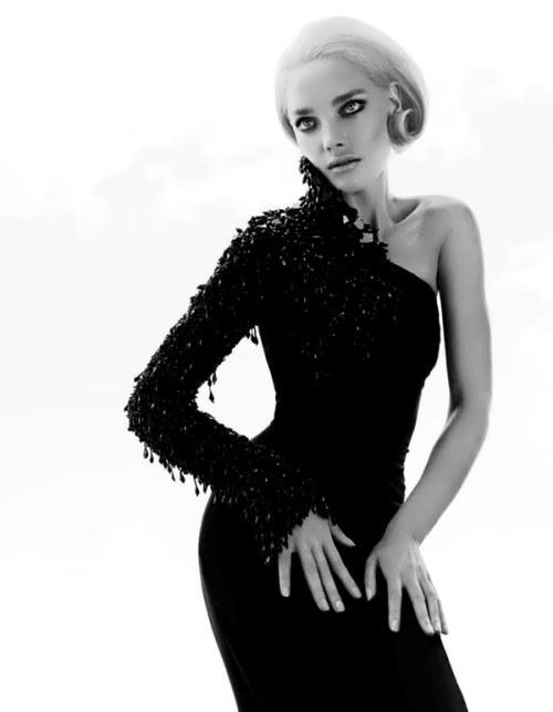 Natalia Vodianova. Repeated Cinderella story Russian supermodels