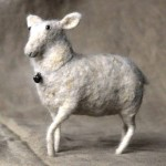 Needle felted toys by Victor Dubrovsky