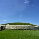 Prehistoric monument, UNESCO World Heritage Site Newgrange
