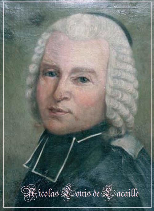 Nicolas Louis de Lacaille