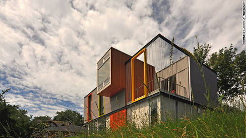 The greenest buildings of 2011. OS House - Racine, Wisconsin, United States