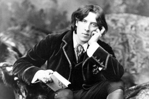 Oscar Wilde (16 October 1854 – 30 November 1900) Irish writer and poet