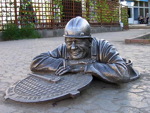 Plumber Stepanovich (Omsk)