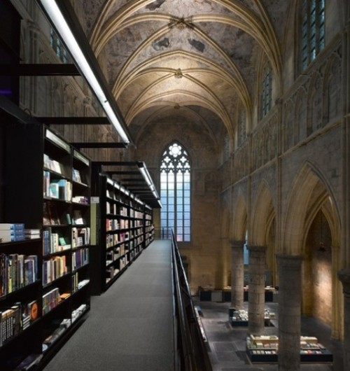 Beautiful Bookstore Polare Maastricht