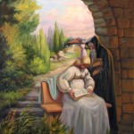 Oleg Shuplyak optical illusion Paintings
