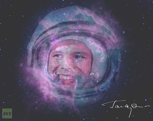 Remembering Gagarin