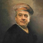 Classic Paintings of Modern Day Celebrities