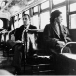 Rosa Parks committed an unforgivable offense in her time - in December 1st, 1955, she refused to obey a bus driver, sitting down on the places that were reserved to white people