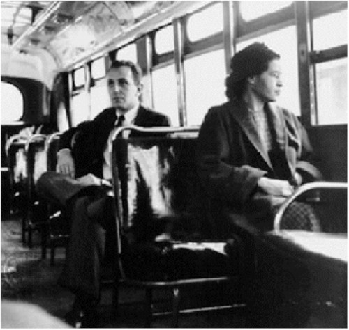From Nelson Mandela to Rosa Parks