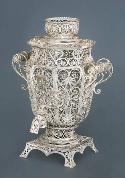 Filigree made in Russia