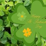 Background Saint Patrick's Day