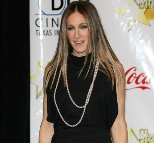 Sarah Jessica Parker, most famous pearls