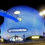Shopping center 'Bull ring'. Birmingham, UK
