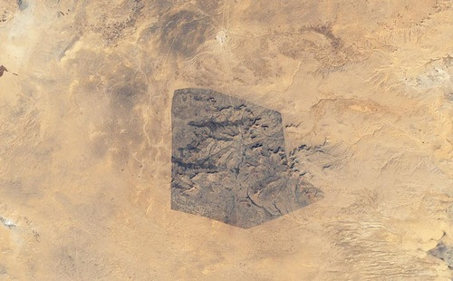 Sidi Toui National Park, Earth Observatory Photographs