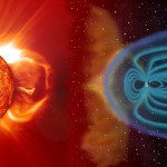Images of the sun taken during this week's solar storms