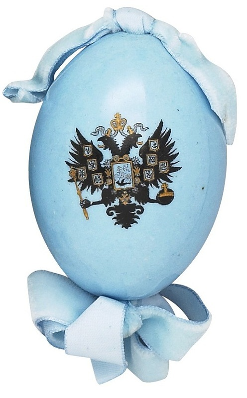 St. Petersburg Imperial Porcelain Factory Easter egg