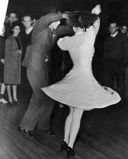Swing era dances