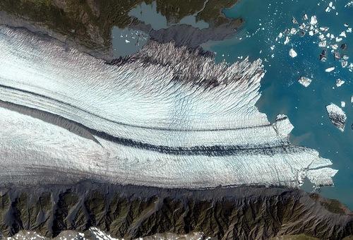 Earth Observatory Photographs Alaska