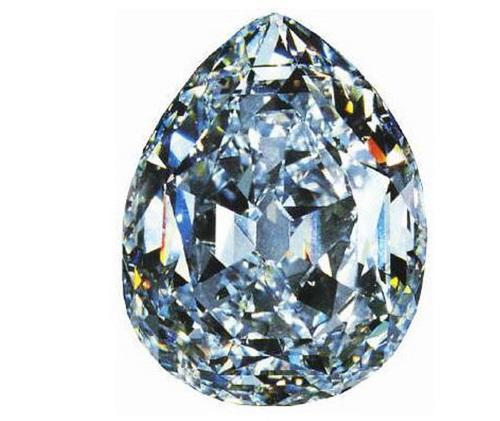 The Cullinan Diamond I — The Star of Africa Diamond