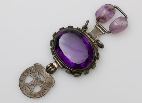 The Delhi Purple Sapphire — 'Cursed' Quartz