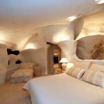 Flinstones style house