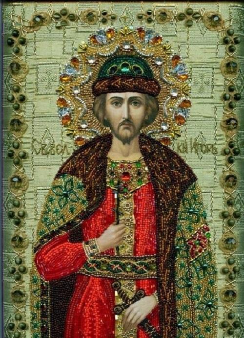 The Holy Great Prince Igor