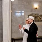Put on display in the Kazan Kremlin in the Kul Sharif mosque Al Quran Al karim