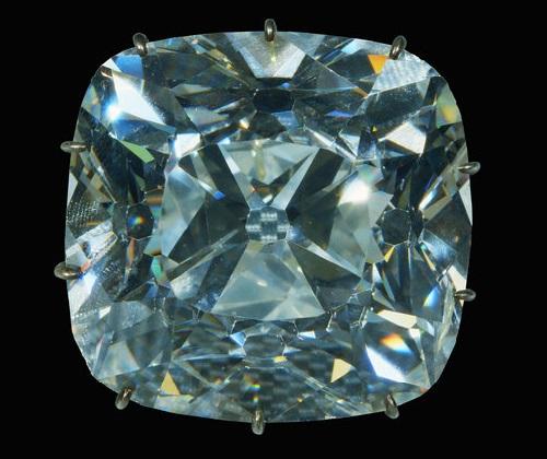 The Regent Diamond — The Pawned Pitt Diamond
