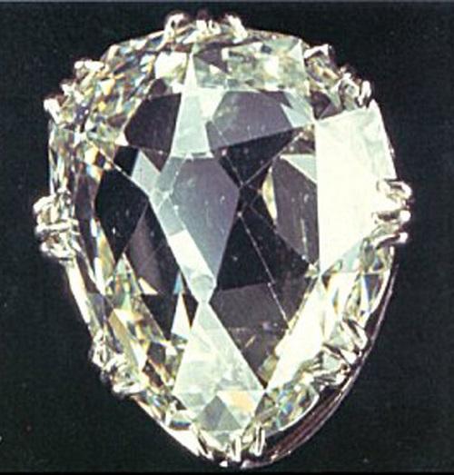 The Sancy Diamond — A Colorful History