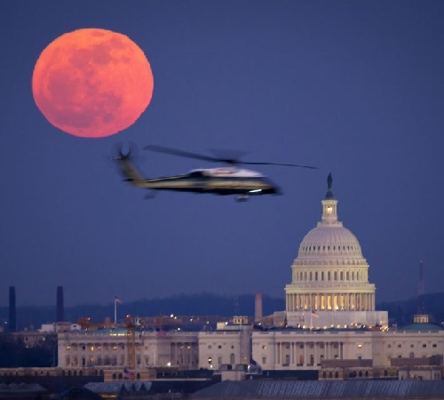 red moon in london today - photo #3