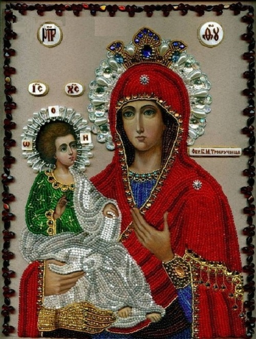 Three-Handed Our Lady