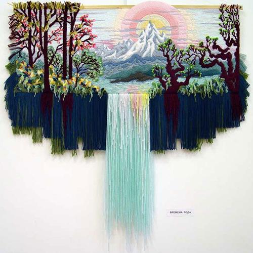 tapestry by Yuri Hovsepian
