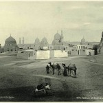 Tombs of the Caliphs, Lower Egypt. Egypt in retro photographs of 1870