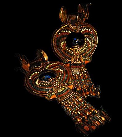 Tutankhamun treasures