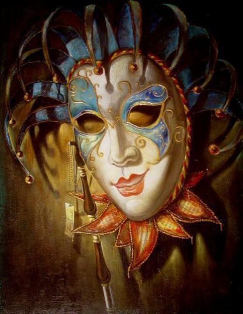 Venetian Fantasy by Alex Levin