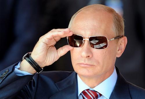 Putin my president