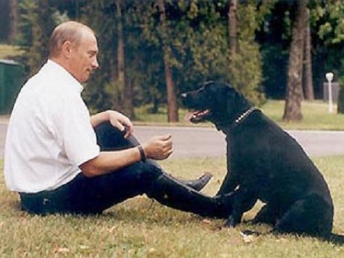 Putin. The choice was so easy to make