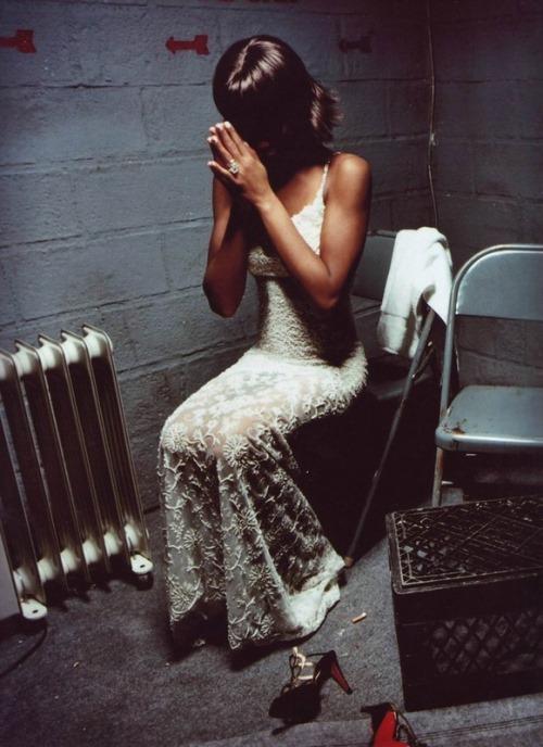 Whitney Houston was 48