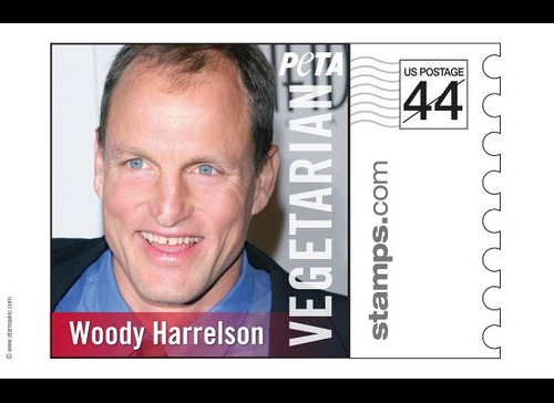 20 most famous vegetarians of all-time Woody Harrelson