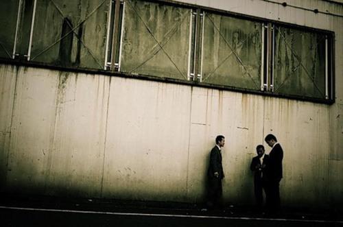 Yakuza Japanese mafia