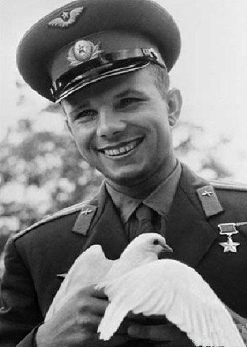 Yuri Alekseyevich Gagarin (9 March 1934 – 27 March 1968)