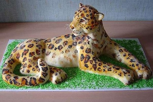 Incredible cakes by Zhanna Zubova