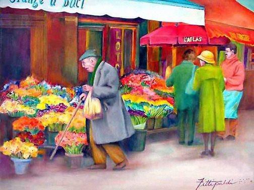 Lisa Fittipaldi blind artist
