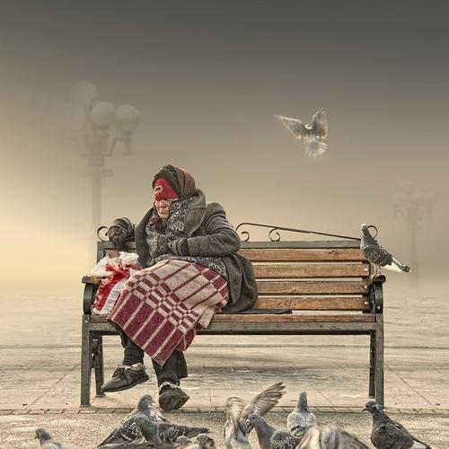 Photoart by Romanian self-taught photographer Caras Ionut