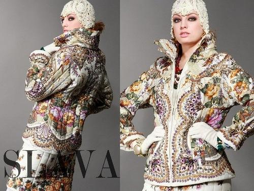 style a-la-Russe