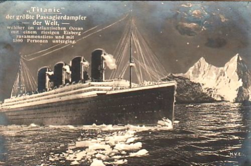 Remembering Titanic,100 years later, rare postcards