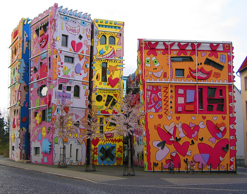 Rizzi House in Germany