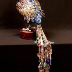 Work by American artist Laurel Roth