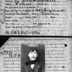 Identity Card of John Alexander Podesta